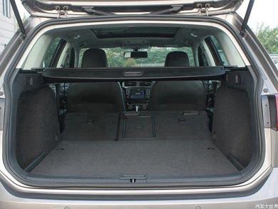 车内是否可以装置物品?