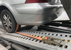 轿车托运过程中万一发生事故怎么处理